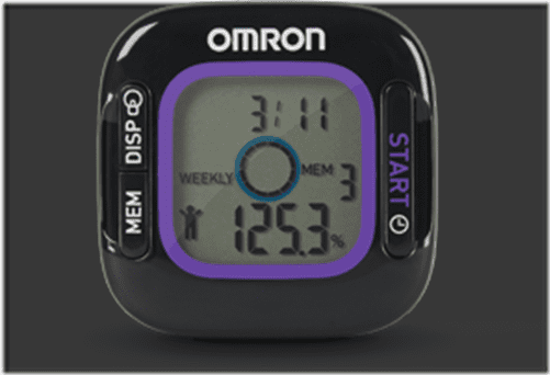 weight loss tracker thumb GIVEAWAY   Weight Loss Tracker and Pedometer from Omron