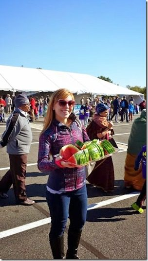 I want all the watermelon 287x510 thumb Marine Corps Marathon Expo and Kids Fun Run