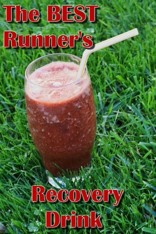 Best Recovery Drink for Runners Recipe