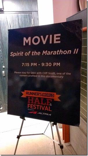 spirit of the marathon 311x553 thumb Running with Bart Yasso and Meeting Summer Sanders