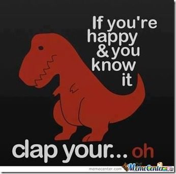 """t rex cant clap thumb Vlog   Running Form """"Nips Hips and Chips"""""""