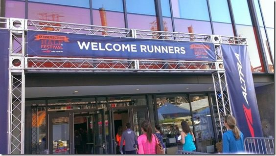 welcome runners 800x450 thumb Running with Bart Yasso and Meeting Summer Sanders