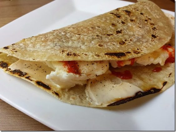 breakfast quesadilla 668x501 thumb To Run or Not To Run That is the Question