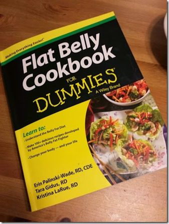 flat belly cookbook review 376x502 thumb Friday Favorites for January 24