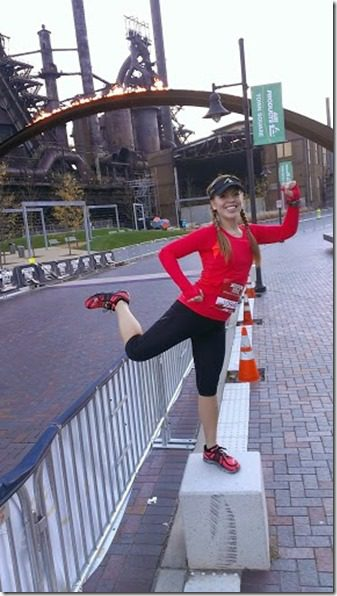 runner pose 287x510 thumb Marathon Discounts and Desert Runners Movie with Sam Gash Interview