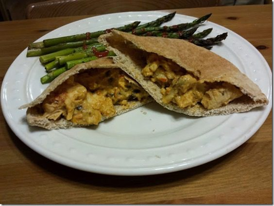 chicken and hummus pita 669x502 thumb Super Sabra Delivery