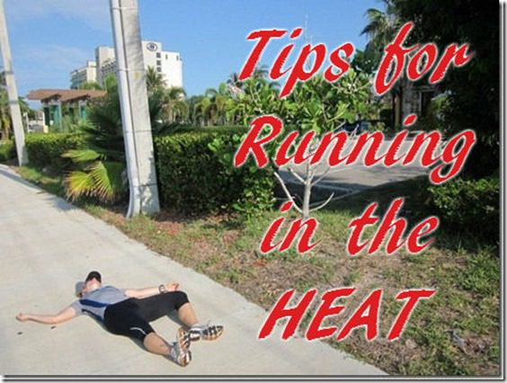tips for running in hot weather  thumb Tips For Running in HOT Weather