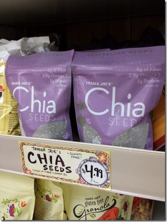 top 10 trader joes must haves for runners chia seeds 600x800 thumb Trader Joe's MUST HAVES for Runners
