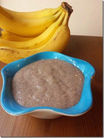 banana chia protein pudding recipe gluten free 600x800 thumb Chia Protein Pudding Recipe