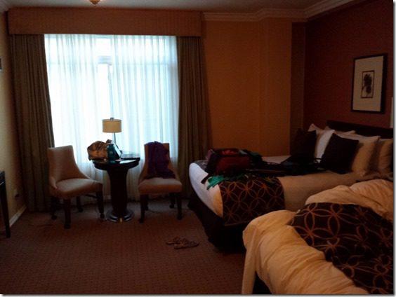 geogian hotel room santa monica beach 800x600 thumb Running In Santa Monica California