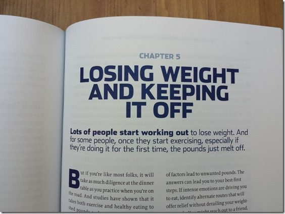 losing weight running 800x600 thumb The Runner's World Big Book of Running for Beginners