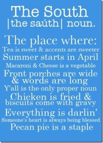 the south thumb Confession Thursday–Easter Edition