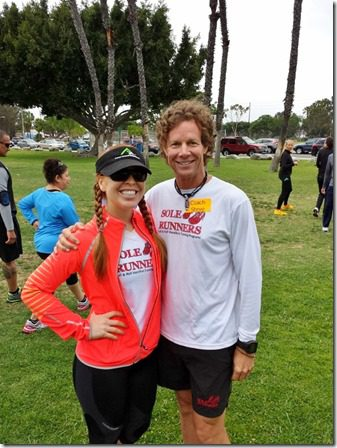 coach steve err day 600x800 thumb Chi Running To Prevent Injuries and the BEST FISH TACOS in California