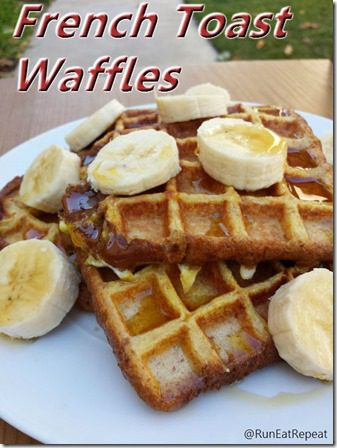 french toast waffles recipe easy high protein whole grain  thumb French Toast Waffles Recipe–Whole Grain, High Protein Breakfast