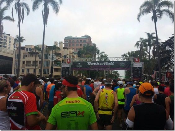 rnr marathon half and full marathon 800x600 800x600 thumb Suja Rock N Roll Marathon Results and Fun in SD