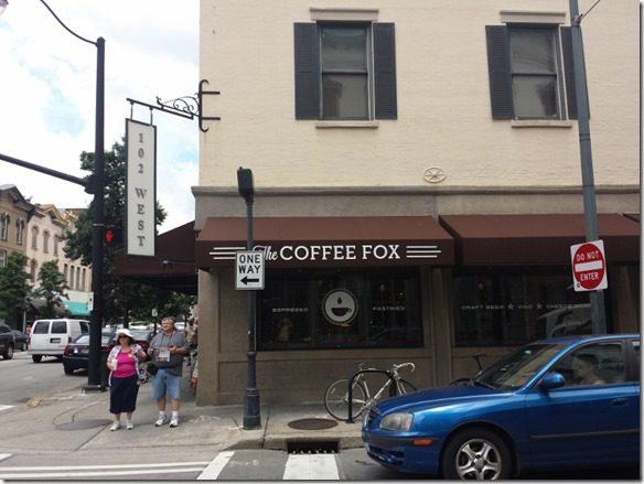 the coffee fox 800x600 thumb I'm on a Flyer at Fitbloggin