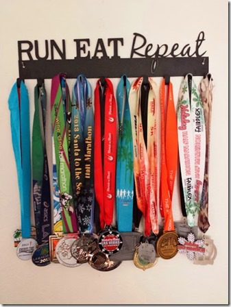 runeatrepeat medal hanger thumb New Discounts and Coupon Codes for Runners August