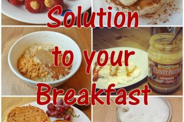 Your Breakfast Problems Solved