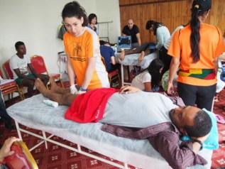 Colaboración fisios Etiopía