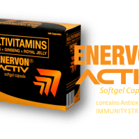More Energy with Enervon Active and Enervon HP!