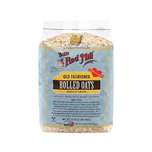 Rolled Oats at the Running on Real Food Shop