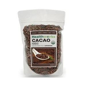 Cacao Nibs from the Running on Real Food Shop