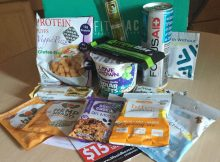 July Fit Snack box