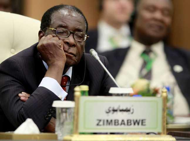Mugabe-Zimbawe