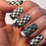 ABC Challenge: H is for Houndstooth