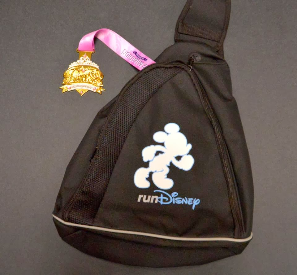 The Race Day Bag for a runDisney Race
