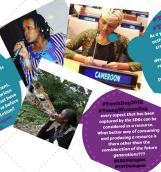 #WhatWomenWant; Young African Feminists Informing the SDGs Discourse