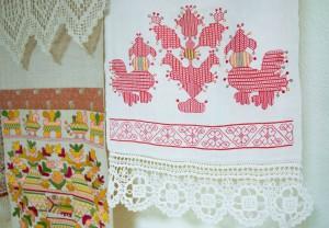 Русская вышивка  2