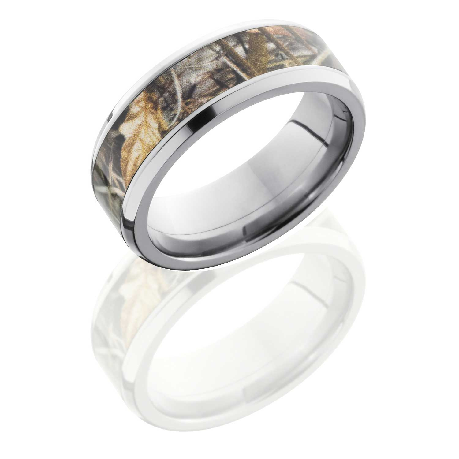 camo men wedding rings mens camo wedding bands Camo men wedding rings Titanium Band With Realtree Max4 Camo Inlay Lb Lb 00