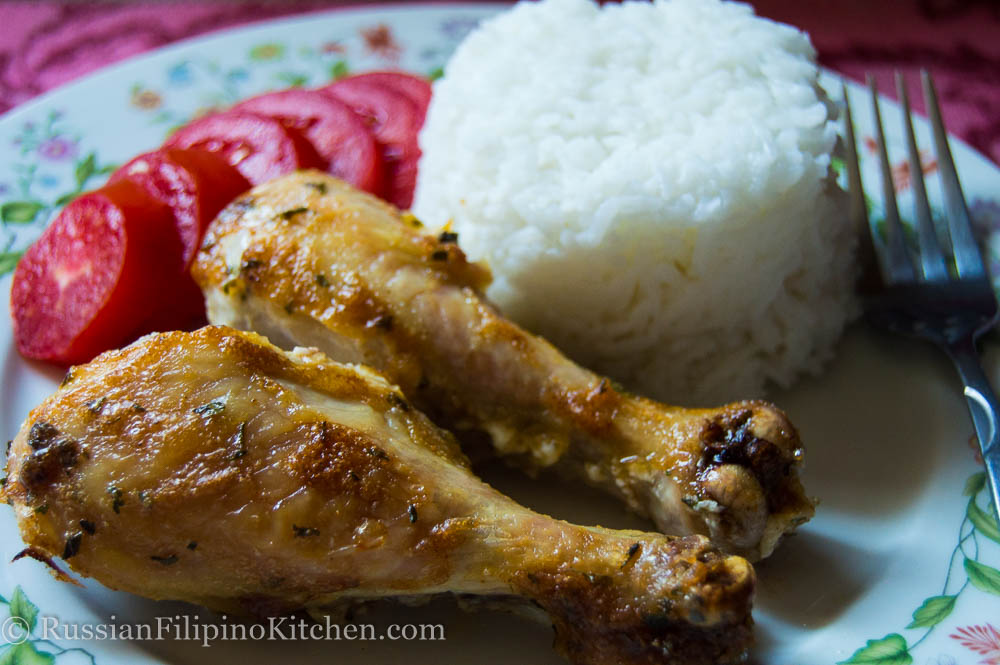 Easy Melt In Your Mouth Baked Chicken Drumsticks
