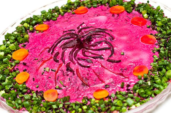 Herring Shuba Salad