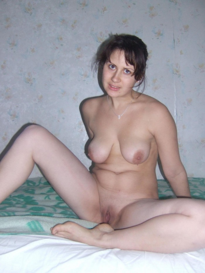Fat russian girl with big boobs