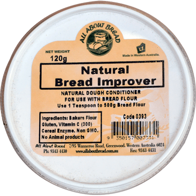 All About Bread Natural Bread Improver 120g