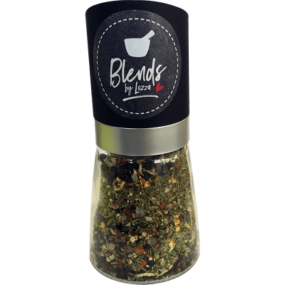 Blends by Lozza Chilli Pepper Grinder