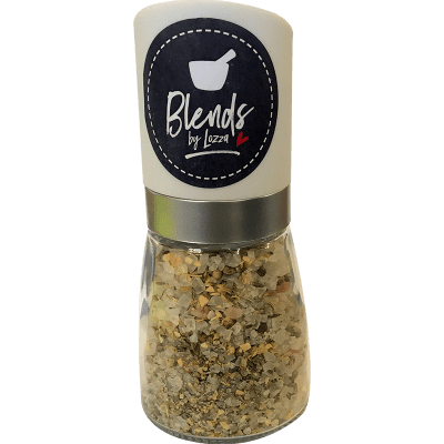 Blends By Lozza Fish Salt Grinder