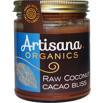 Artisana Organics Raw Coconut Cacao Bliss