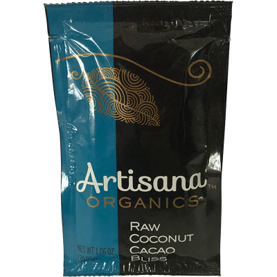 Artisana Organics Raw Coconut Cacao Bliss 32g