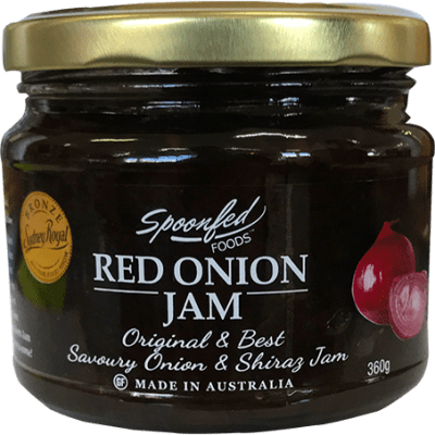 Spoonfed Foods Red Onion Jam