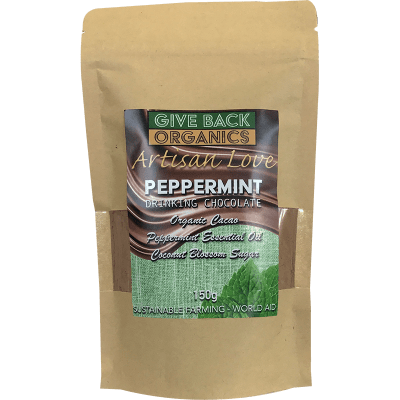 Artisan Love Peppermint Drinking Chocolate
