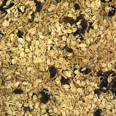 Toasted Honey Muesli