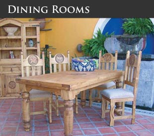 see more dining rooms image rustic mexican furniture t