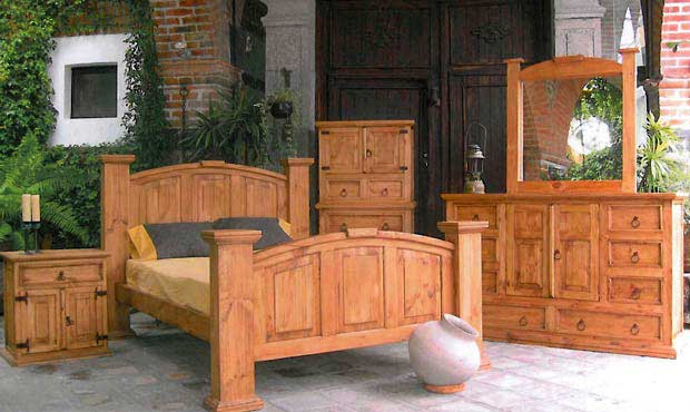 rustic heritage has an extensive catalog of texas and mexican style furniture for bedrooms dining image