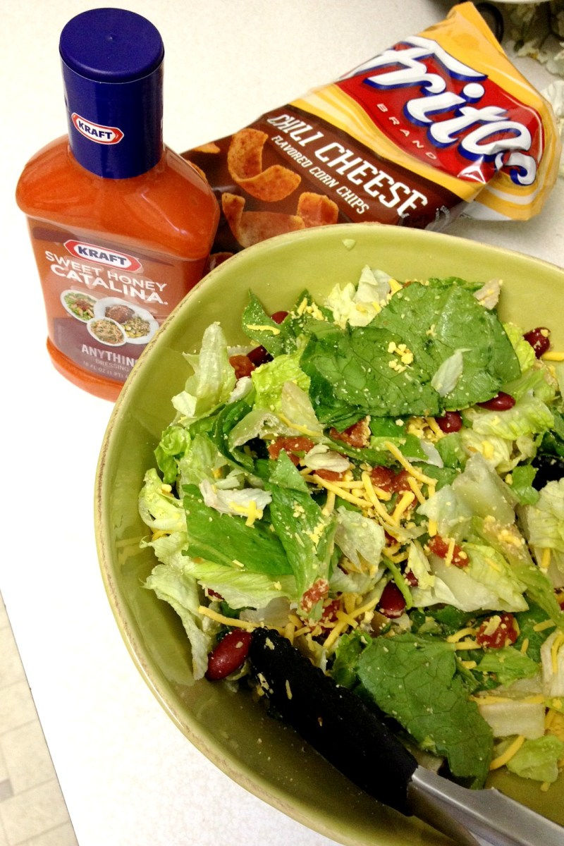 Tangy Southwest Salad - Easy Summer Side Dish