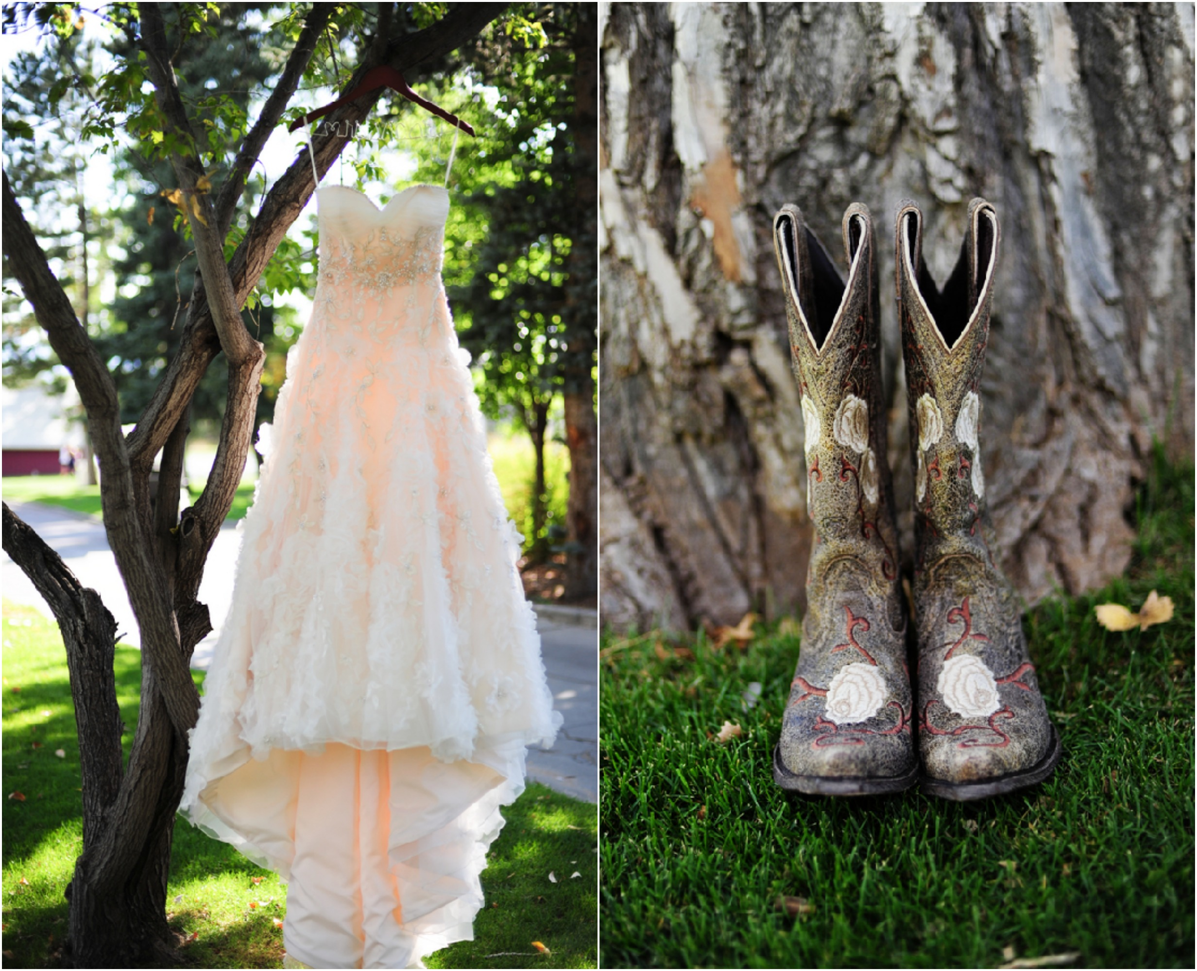 wedding dress boots country themed wedding dresses Country Wedding Dresses With Cowboy Boots Wedding Gown With Cowboy