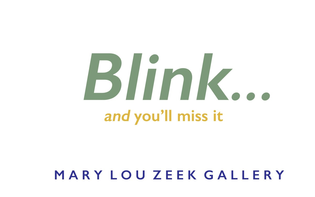 Blink & You'll Miss It- A Pop Up Art Gallery