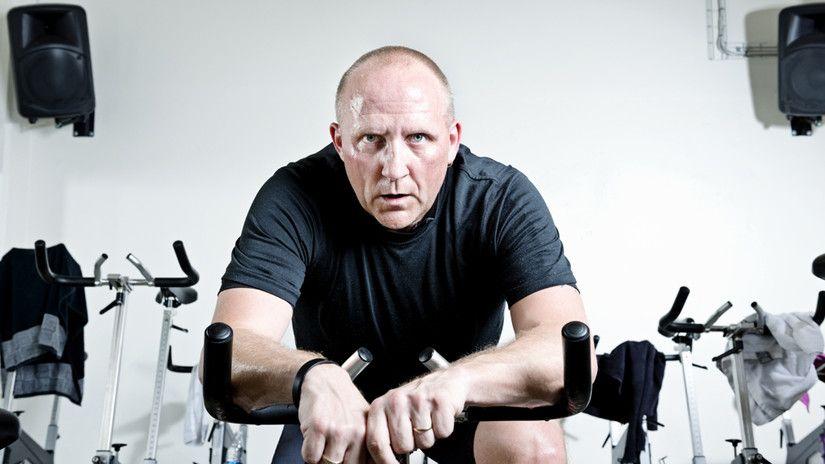 Estar en forma en el gym despu s de los 40 for Gimnasio gym forma